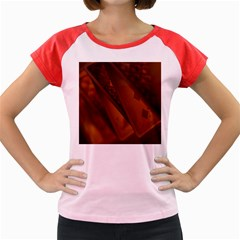 Card Game Mood The Tarot Women s Cap Sleeve T-Shirt
