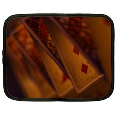 Card Game Mood The Tarot Netbook Case (XL)