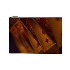 Card Game Mood The Tarot Cosmetic Bag (large)