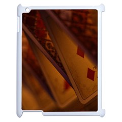 Card Game Mood The Tarot Apple Ipad 2 Case (white)