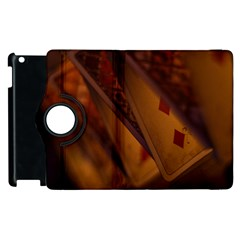 Card Game Mood The Tarot Apple Ipad 2 Flip 360 Case