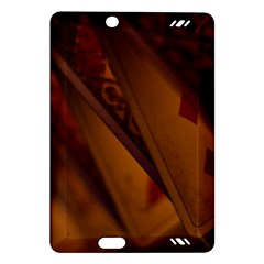 Card Game Mood The Tarot Amazon Kindle Fire Hd (2013) Hardshell Case
