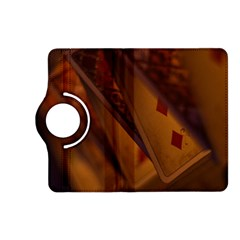 Card Game Mood The Tarot Kindle Fire Hd (2013) Flip 360 Case