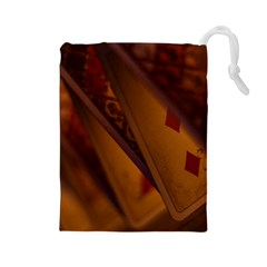 Card Game Mood The Tarot Drawstring Pouches (large)