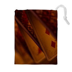 Card Game Mood The Tarot Drawstring Pouches (extra Large)