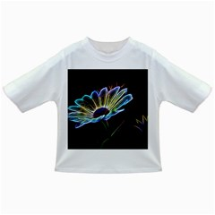 Flower Pattern Design Abstract Background Infant/toddler T Shirts