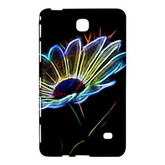 Flower Pattern Design Abstract Background Samsung Galaxy Tab 4 (8 ) Hardshell Case