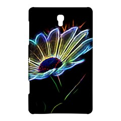 Flower Pattern Design Abstract Background Samsung Galaxy Tab S (8 4 ) Hardshell Case