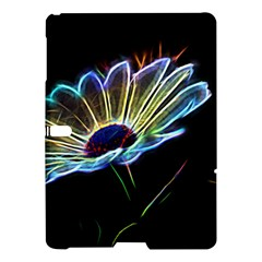 Flower Pattern Design Abstract Background Samsung Galaxy Tab S (10 5 ) Hardshell Case