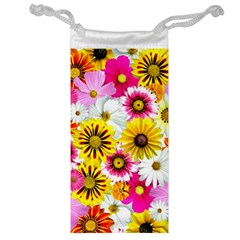 Flowers Blossom Bloom Nature Plant Jewelry Bag
