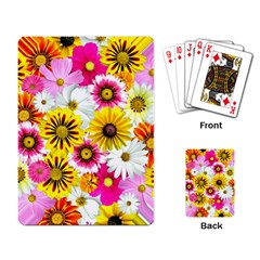 Flowers Blossom Bloom Nature Plant Playing Card