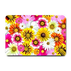 Flowers Blossom Bloom Nature Plant Small Doormat