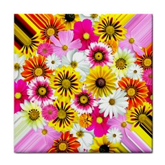 Flowers Blossom Bloom Nature Plant Face Towel
