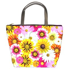 Flowers Blossom Bloom Nature Plant Bucket Bags