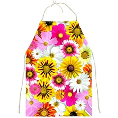 Flowers Blossom Bloom Nature Plant Full Print Aprons