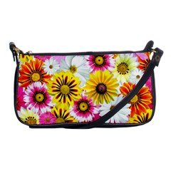 Flowers Blossom Bloom Nature Plant Shoulder Clutch Bags