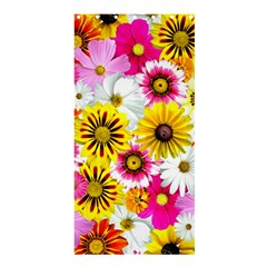 Flowers Blossom Bloom Nature Plant Shower Curtain 36  X 72  (stall)