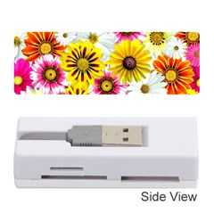 Flowers Blossom Bloom Nature Plant Memory Card Reader (stick)