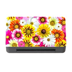 Flowers Blossom Bloom Nature Plant Memory Card Reader With Cf