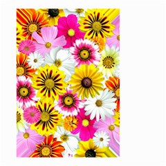 Flowers Blossom Bloom Nature Plant Small Garden Flag (two Sides)