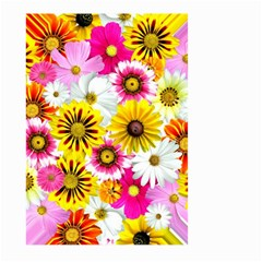 Flowers Blossom Bloom Nature Plant Large Garden Flag (two Sides)