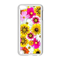 Flowers Blossom Bloom Nature Plant Apple Ipod Touch 5 Case (white)