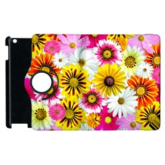Flowers Blossom Bloom Nature Plant Apple Ipad 2 Flip 360 Case