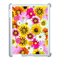 Flowers Blossom Bloom Nature Plant Apple Ipad 3/4 Case (white)