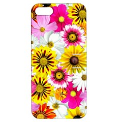 Flowers Blossom Bloom Nature Plant Apple Iphone 5 Hardshell Case With Stand