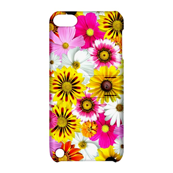 Flowers Blossom Bloom Nature Plant Apple iPod Touch 5 Hardshell Case with Stand