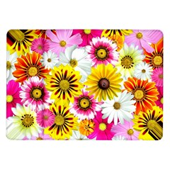 Flowers Blossom Bloom Nature Plant Samsung Galaxy Tab 10 1  P7500 Flip Case