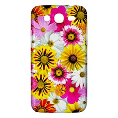 Flowers Blossom Bloom Nature Plant Samsung Galaxy Mega 5 8 I9152 Hardshell Case