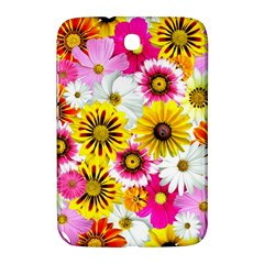 Flowers Blossom Bloom Nature Plant Samsung Galaxy Note 8 0 N5100 Hardshell Case