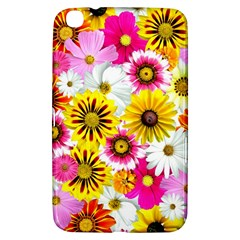 Flowers Blossom Bloom Nature Plant Samsung Galaxy Tab 3 (8 ) T3100 Hardshell Case