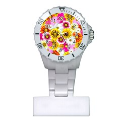 Flowers Blossom Bloom Nature Plant Plastic Nurses Watch