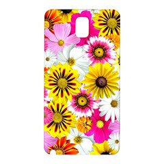 Flowers Blossom Bloom Nature Plant Samsung Galaxy Note 3 N9005 Hardshell Back Case