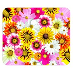 Flowers Blossom Bloom Nature Plant Double Sided Flano Blanket (small)