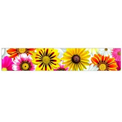 Flowers Blossom Bloom Nature Plant Flano Scarf (large)