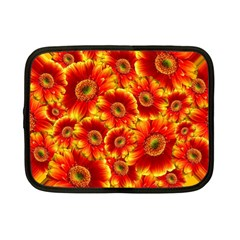 Gerbera Flowers Blossom Bloom Netbook Case (small)