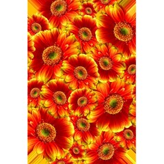 Gerbera Flowers Blossom Bloom 5.5  x 8.5  Notebooks