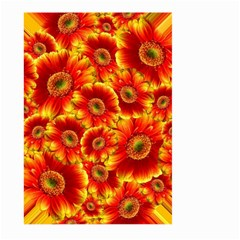 Gerbera Flowers Blossom Bloom Large Garden Flag (two Sides)