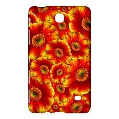 Gerbera Flowers Blossom Bloom Samsung Galaxy Tab 4 (8 ) Hardshell Case