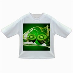 Kiwi Fruit Vitamins Healthy Cut Infant/Toddler T-Shirts