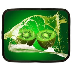 Kiwi Fruit Vitamins Healthy Cut Netbook Case (xl)