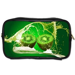 Kiwi Fruit Vitamins Healthy Cut Toiletries Bags 2-Side