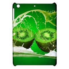 Kiwi Fruit Vitamins Healthy Cut Apple Ipad Mini Hardshell Case
