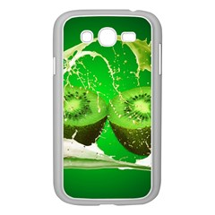Kiwi Fruit Vitamins Healthy Cut Samsung Galaxy Grand Duos I9082 Case (white)