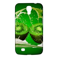 Kiwi Fruit Vitamins Healthy Cut Samsung Galaxy Mega 6.3  I9200 Hardshell Case