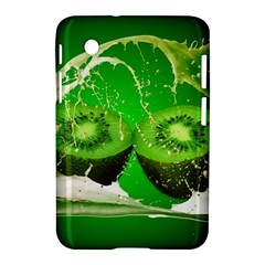 Kiwi Fruit Vitamins Healthy Cut Samsung Galaxy Tab 2 (7 ) P3100 Hardshell Case