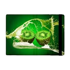 Kiwi Fruit Vitamins Healthy Cut iPad Mini 2 Flip Cases